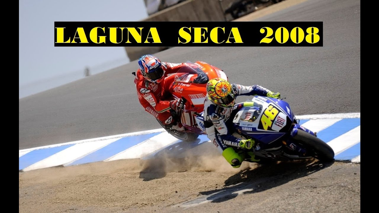 VR46 The Game - Laguna Seca 2008 HISTORICAL EVENT (2016 - 1080p ...