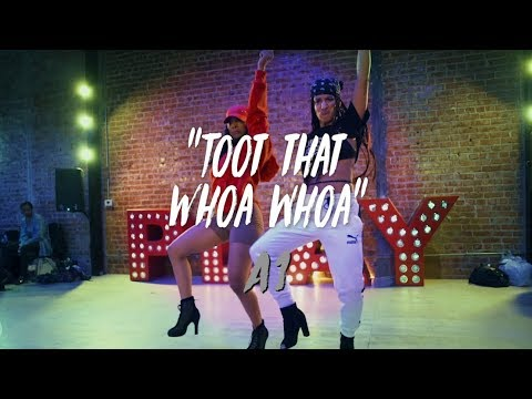 THAT WHOA VIDEO) TÉLÉCHARGER BY PC WHOA A1 (LYRIC FEAT. TOOT