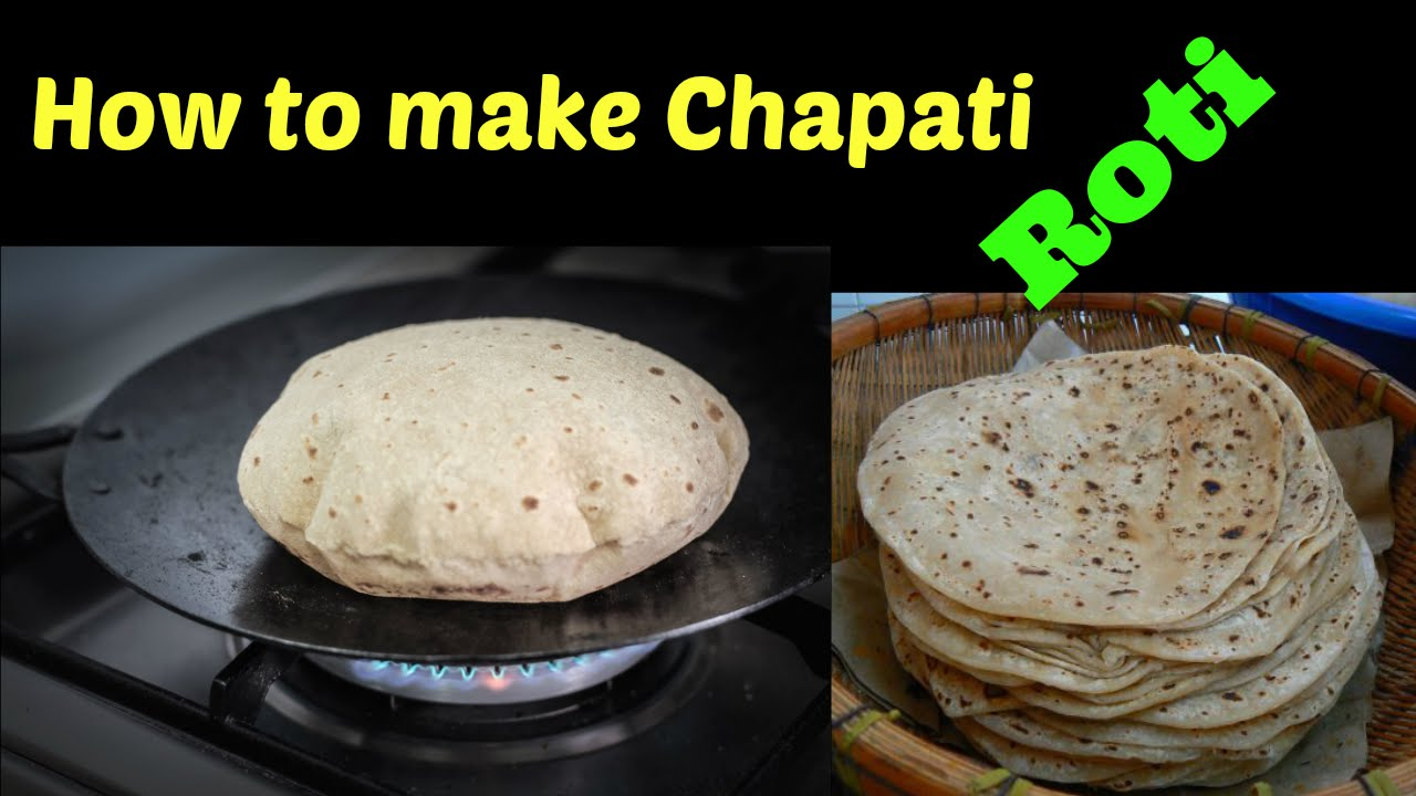How to make chapati or roti indian cooking recipes cook with how to make chapati or roti indian cooking recipes cook with anisa great with curry youtube forumfinder Gallery