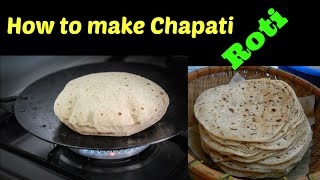 How to make Chapati or Roti | Indian Cooking Recipes | Cook with Anisa | Great with Curry