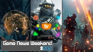 Игровые Новости — Game News Weekend #202 | ( Prey, Death Stranding, BF1, ME: Andromeda, Halo 6)