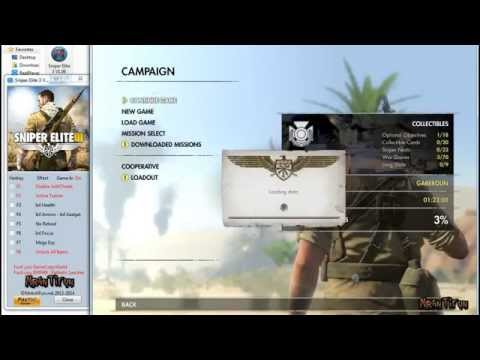 Sniper Elite 3 Trainer | MrAntiFun, PC Video Game Trainers