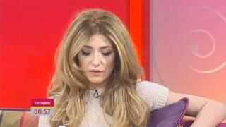 Nicola Roberts Interview (Lorraine - 03.01.2012)