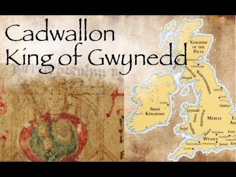 Cadwallon: King of Gwynedd (625-634) // Edwin, Æthelfrith, Rædwald & Oswald