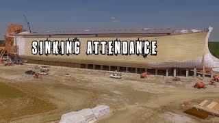 Hey Ken, We Have The Ark Experience Attendance Numbers
