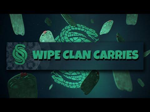Destiny 2: WIPE Clan Gambit Carries! TRIPLE INFAMY RANK UP!!!