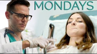 My Awkward Gynecologist Experience MONDAYS Comedy Web Series