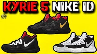 Designing the Nike Kyrie 5 on NIKEID! 00fba435f