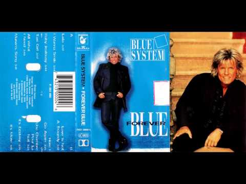 Blue System - Forever Blue (Cassette Rip) [FULL ALBUM]