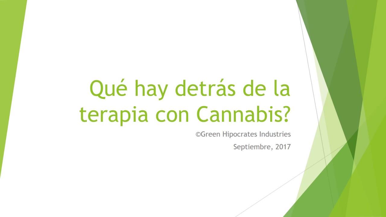 Green Hipocrates - Terapia con Cannabis