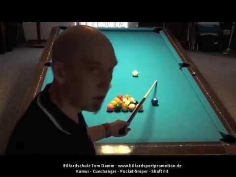 14/1 Training - Straight Pool mit Kommentar