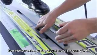 Беговые лыжи Fischer. Инструкция по подбору.(Это видео о том как выбрать беговые лыжи. В интернет магазине http://www.alantur.ua представлены: беговые лыжи как..., 2013-12-10T11:43:56.000Z)