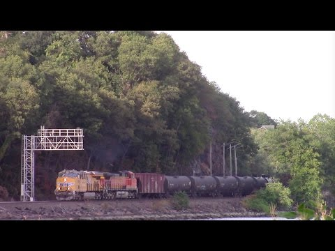 Railfanning New York State: One of the Most Beautiful Places in America!