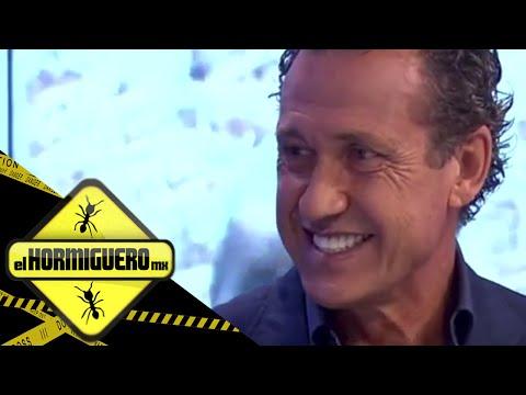 El Hormiguero Mx   Programa del 26 de agosto 2014 - Jorge Valdano