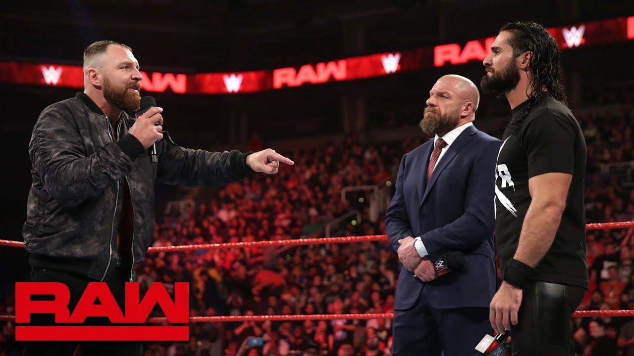 WWE News: Dean Ambrose Bids Farewell To Fans In 'Monday Night Raw' Post-Show Segment