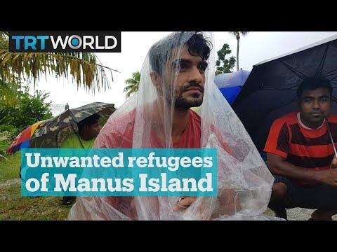 What is Manus Island detention centre?