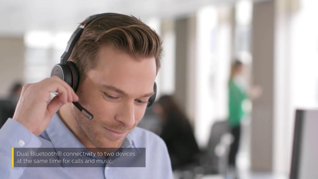 Jabra Evolve 75 Wireless Headset - Apple Tech Talk