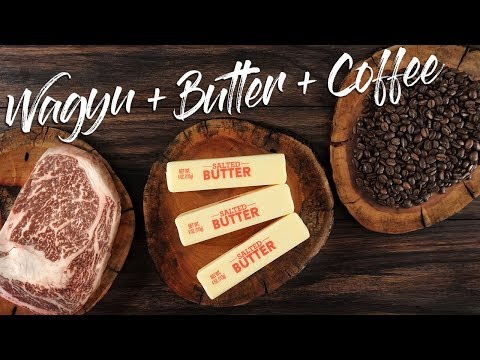 Sous Vide COFFEE INFUSED BUTTER Experiment | Sous Vide Everything