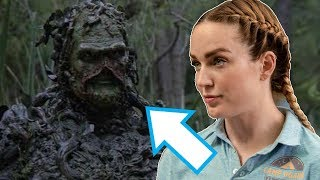 swamp thing y vs the legends best episode yet?   legends of tomorrow 4x04 review