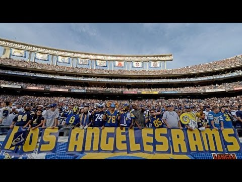 St. Louis Rams Great Kurt Warner Talks New Los Angeles Rams Team