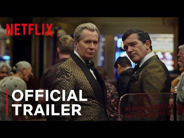 The Laundromat | Official Trailer | Netflix
