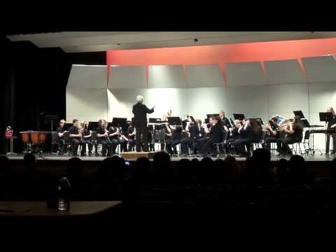 Kimball Middle School Band - 2015 Middle School Band Festival