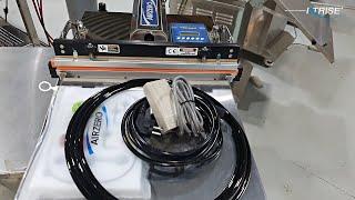 노즐식 진공포장기 설치방법