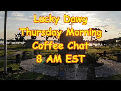 Do You Have A Tire Pressure Monitor System? Lucky Dawg Thursday Morning Coffee Chat   10/3/2019
