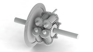 Video Tutorial on Modeling & Simulating Torsen Differential in SolidWorks Part 01