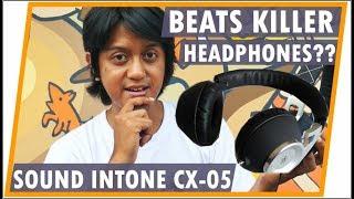 Video Cheap Good Headphones - Sound Intone CX-05 (Beats Killer?) download MP3, 3GP, MP4, WEBM, AVI, FLV Agustus 2018