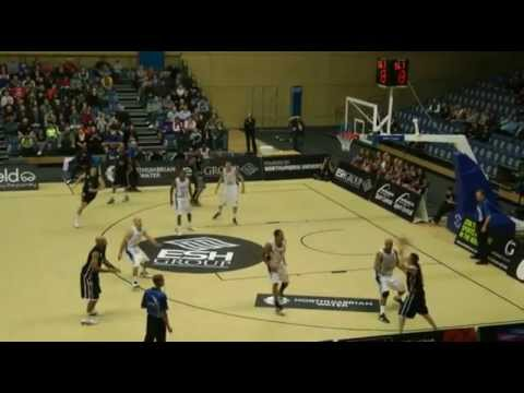 Charles Smith 2011-12 Newcastle Eagles Highlights ...