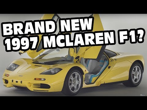This Mclaren F1 Is The Most Valuable Car In The World - Or It Will Be...