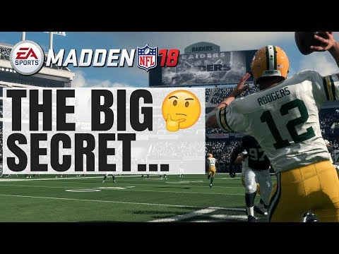 THIS Is What Will Make You The Best Madden 18 Player