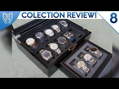 Viewer Collection Review || Andy's Incredible Collection || Episode 8