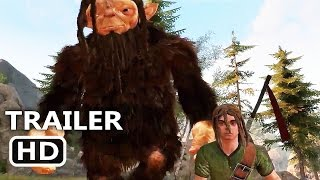 PS4 - Troll and I Story Trailer