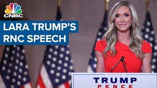 Lara Trump: President Donald Trump will keep America, America