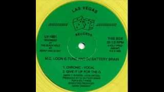 MC Loon-E-Tune & DJ Battery Brain - Give It Up For The G