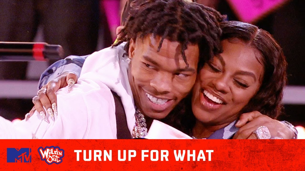 Lil Baby is the Captain of the New School Squad | Wild 'N Out