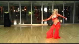 Balady style dance from Tatiana (восточный танец  с Татьяной)