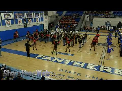 Deerfield (L) vs Fort Lauderdale High (R) - 2018 Dillard High BOTB