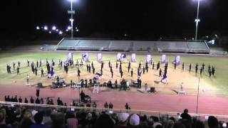 BGHS Pride Regiment Nov. 2, 2013 - State