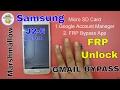 #1 Samsung J2-6 SM-J210F FRP Unlock 6.0.1 By Hand