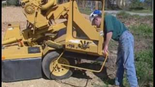 Stump Grinder Safety - Part 1 Thumbnail