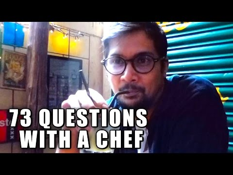 PK vLogs 73 Questions With a Chef | Eddies Bistro Mumbai | Young Entrepreneur