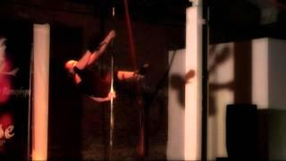 Ivan Zhidkov. Pole Dance Exotic. Иван Жидков. Санкт-Петербург.