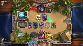 Hearthstone   Best of RNG Moments 30   ft  Deck of Wonders