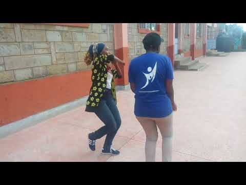 Kaymo Thitima Kanashika Dance Challenge - Githeri Dance