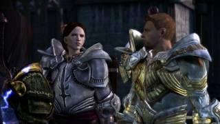 Dragon Age: Origins ~Awakening - Meeting King Alistair (as his wife) Part 1