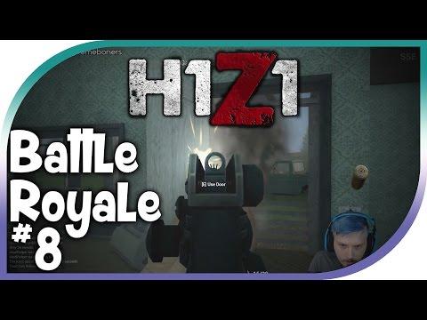 H1Z1 Battle Royale #8- Luck Be A Lady