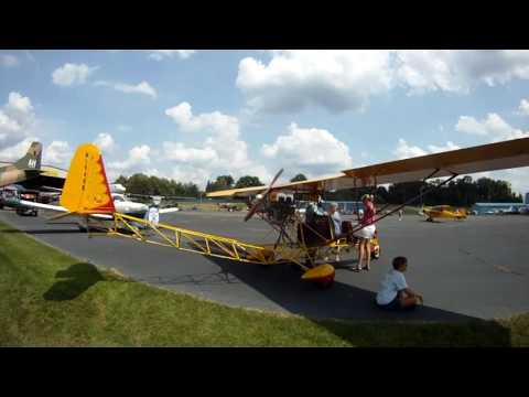 Breezy RLU-1 Walk Around at Beaver County PA Wings & Wheels.